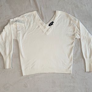 Express v-neck sweater size Small